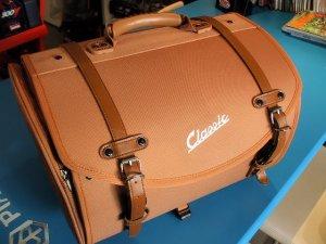 画像2: VESPA専用 CLASSIC リアバッグ(ラージ) 35L